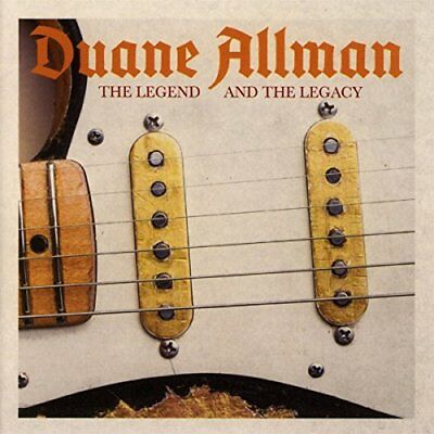 Duane Allman - THE LEGEND AND THE LEGACY [CD]