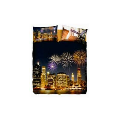 Lenzuola Bassetti Home Innovation New York Party Lenzuola Copriletto Eur 105 00 Picclick It