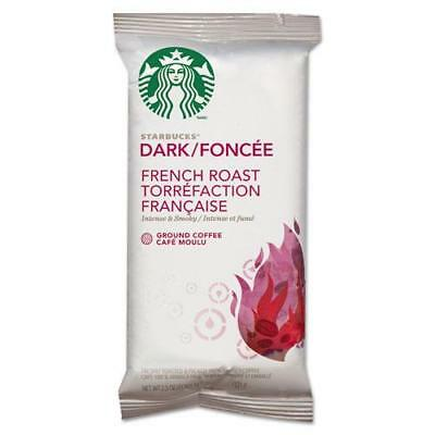 Starbucks® French Roast Dark Coffee - 18 Packets - 2.5 oz Each - Excellent Deal!