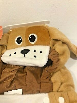 Puppy Toddler Halloween Vest Costume For Ages 18-36 Months