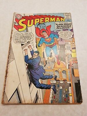 Superman #174 - Bagged and Boarded