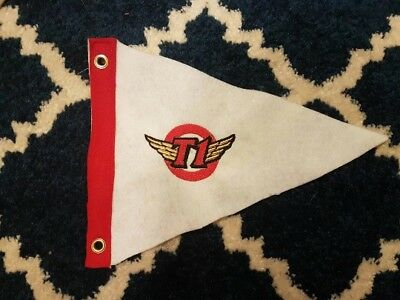 74719fd1 League of Legends Esports LCK SKT T1 SK telecom t1 esports flag banner free  ship
