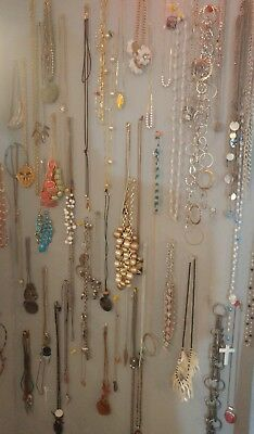 Jewelry Lot Vintage To Modern Fashion To Costume Many Name Brands All Wearable
