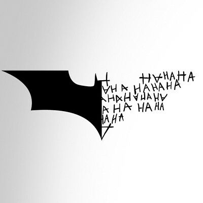 Decal Vinyl Sticker Car Truck Window Batman Logo Symbol Joker