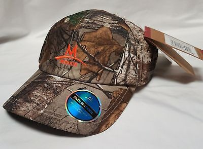 Mission Enduracool Cooling Performance Hat OS RealTree Quick Dry Enduracool NEW
