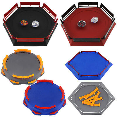 33cm Big Beyblade Stadium Beystadium Arena Battle Plate Kids Gift Toys 8 Colors