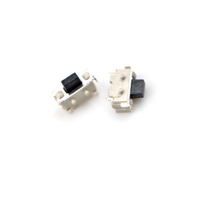 50Pcs Momentary Tactile Tact Push Button Switch Surface Mount SMD 2x4x3.5MM  I