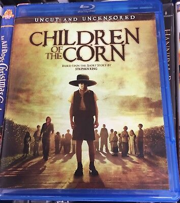 Children of the Corn (2009) [New Blu-ray] Uncensored, Uncut,  Excellent