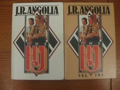 THE HJ VOLUMES 1 AND 2 By John R. ANGOLIA - The Hitler Youth