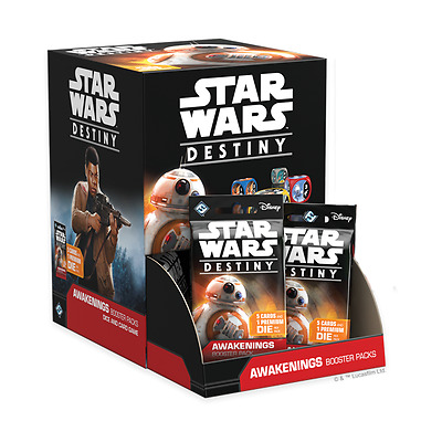 Star Wars: Destiny — Awakening Booster Box (36 Boosters)