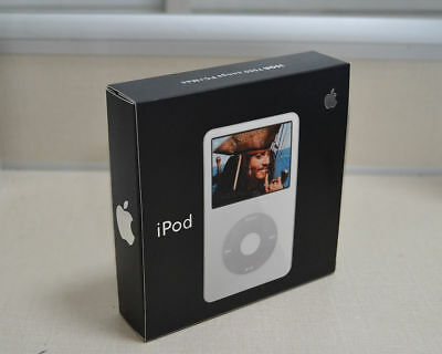iPod classic video 5th Generation White (30 GB) MP3 player + 180 days warranty