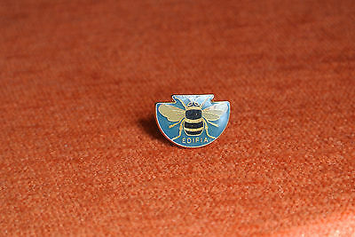 08793 Pin's Pins Groupe Edifia 44 St Herblain Abeille Bee