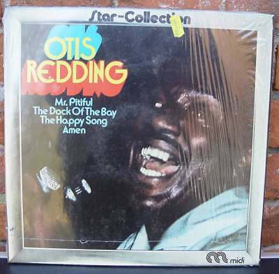OTIS REDDING Star-Collection Lp von 1973 auf MIDI