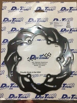 Rear Brake Disc Rotor for KTM SX/XC 150/250,EXC/XCW 450/530,SXF/XCF,390 Duke