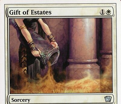 MTG Gift of estates Uncommon Mystery Booster