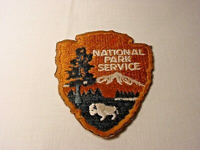 National Park Service NPS Arrow Head Patch great condition