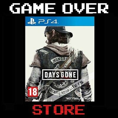 DAYS GONE Playstation 4 PS4 italiano Nuovo Pre Order Promo Special Price