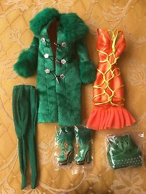 Sybarite Viridian Outfit New Condition Complete
