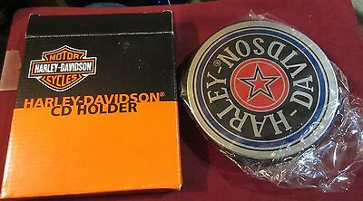 Harley-Davidson CD Holder - NEW IN PACKAGE