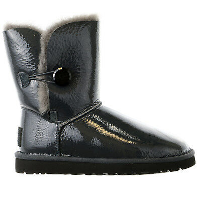 27f588ee3ac UGG AUSTRALIA BAILEY Button Waterproof Leather Mirage Boots ...