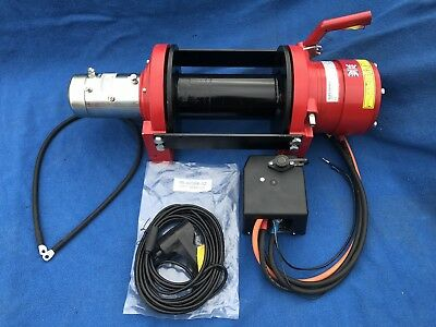 24V SUPERWINCH, Recovery Winch , Model E14P - 5233 BRAND NEW IN CRATE