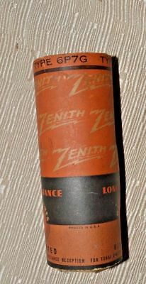 Extremely rare collectors vacuum tube. Museum quality packaging and tube mint