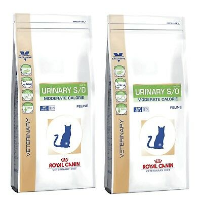 2 x 9 KG Royal Canin URINARY S/O MODERATE CALORIE CAT UMC 34 ★NUR FRISCHE WARE★