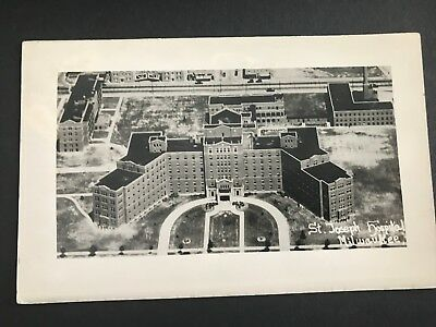 St Joseph's Joseph Hospital Aerial View Milwaukee Wisconsin
