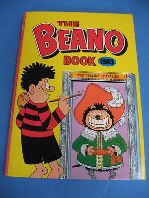 D C Thomson   The Beano Book  1989
