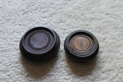 Two Chinese Vintage/antique small wood stands