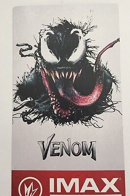 Venom IMAX Collectable Ticket