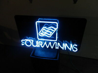 FOUR WINNS BOAT DEALER Neon Sign marine boat vintage
