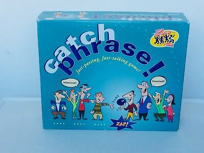 Catchphrase Board Game 750 Picclick Uk