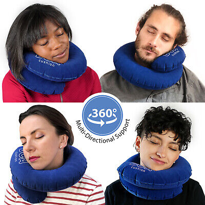 Travel Pillow for Airplane Boa Cushion