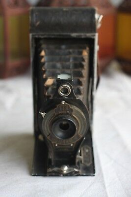 Vintage Folding Camera ~ Awesome Ancient Camera ~ Working!