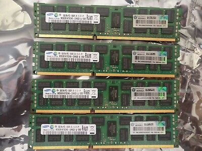 Apple Mac Pro 32GB DDR3 1333MHZ REG ECC RAM Memory 09 10 11 12 MacPro 4.1 5.1