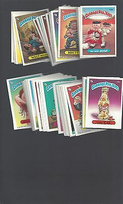 Garbage Pail Kids 1986  Series 4 O/S ( 84 Card  Set )