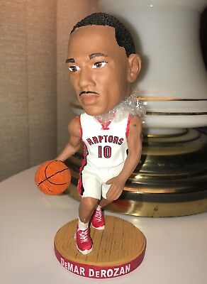 NICE! DEMAR DEROZEN Bobblehead TORONTO RAPTORS Official NBA Licensed Product EUC