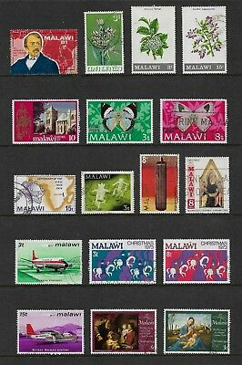 MALAWI mixed collection No.5, used