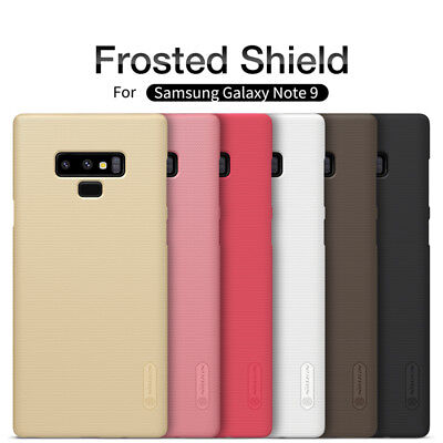 Original Nillkin Frosted Slim Matte Hard PC Back Case For Samsung Galaxy Note9 9