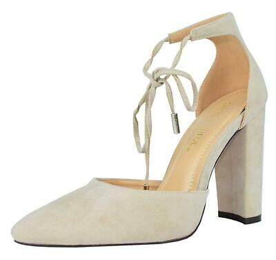 3b0fd044a00 Chase   Chloe Holland-1 Women s D Orsay Pointed Toe Ankle Tie Stacked Block