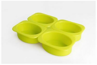Silicone Four balls plain ellipse Silicone soap Mould plaster Mold