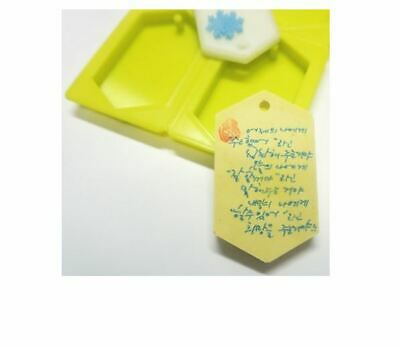 Silicone Tablet Hexagon Four Spherical Silicone soap Mould plaster Mold