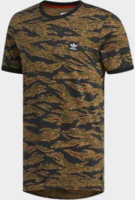ab1333a3c787 ADIDAS ORIGINALS TIGER Camo Sweater Sweat Shirt M64212 Genuine ...