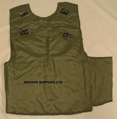 Genuine British Army Body Armour MK2 Kevlar Filler Size Large (A927)
