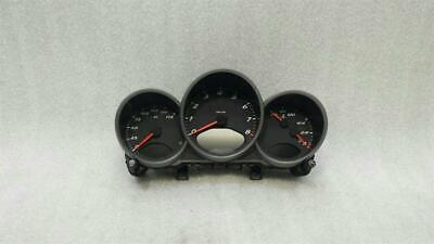 PORSCHE BOXSTER 987 Instrument cluster 98764110710 Speedometer MPH Manual