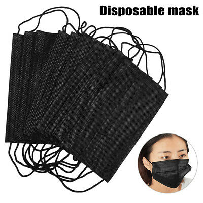 50pcs New Anti-Dust Medical Face Mouth Mask Disposable Health Mouth-Muffle Masks