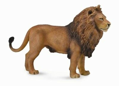 CollectA * African Lion * 88782 Big Cat Wildlife Replica Model Toy Figurine