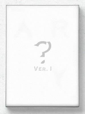 MONSTA X 2nd Album [TAKE.1 ARE YOU THERE?] ⅠVer. CD+148p Photobook+2p Photocard
