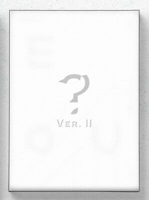MONSTA X 2nd Album [TAKE.1 ARE YOU THERE?] Ⅱ Ver. CD+Photobook+Photocard Sealed